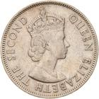 Fiji / Florin 1957 - obverse photo