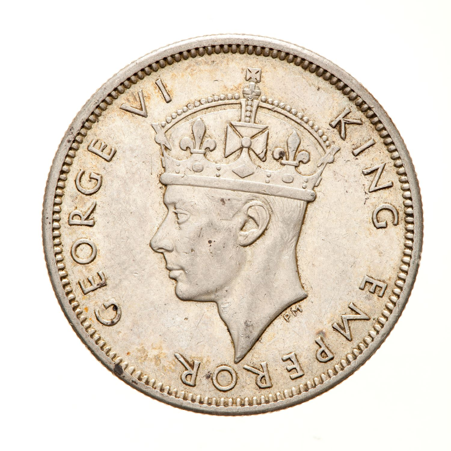 Shilling 1942: Photo Coin - 1 Shilling, Fiji, 1942