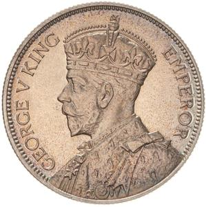 Fiji / Florin 1934 - obverse photo