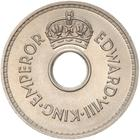 Fiji / Penny 1936 (King Edward VIII) / Proof - obverse photo
