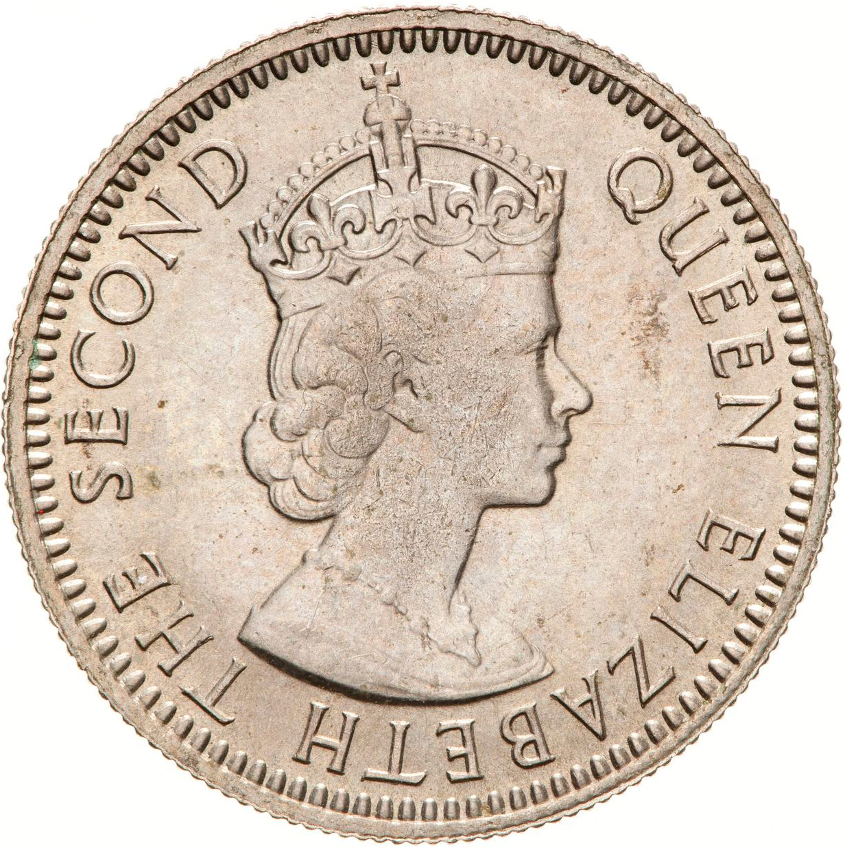 Sixpence 1961: Photo Coin - 6 Pence, Fiji, 1961