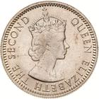 Fiji / Sixpence 1961 - obverse photo