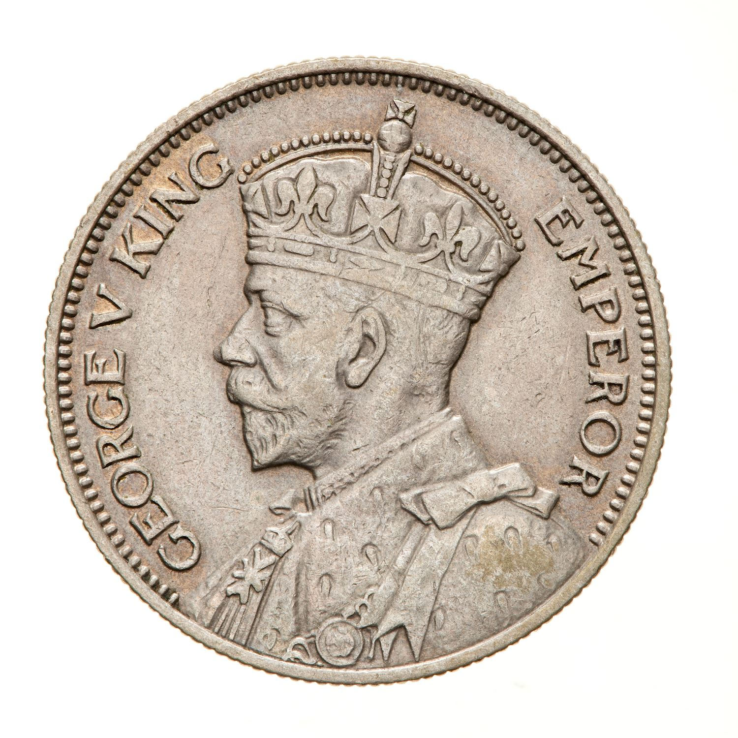 Shilling: Photo Coin - 1 Shilling, Fiji, 1936