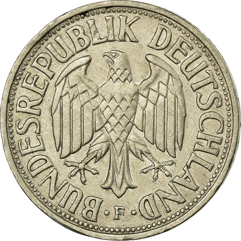 One Mark 1958: Photo Coin, Germany, Mark 1958