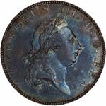 Great Britain / Halfpenny 1788 (Pattern) - obverse photo
