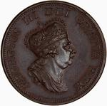 Great Britain / Halfpenny 1799 (Pattern) - obverse photo