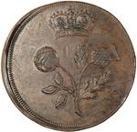 Great Britain / Halfpenny 1707 (Pattern) - reverse photo