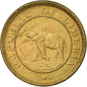 Liberia / Half Cent 1937 - obverse photo