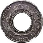Five shillings (Holey dollar): Photo New South Wales 1813 c/s 5 shillings