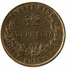 Australian Half Sovereign 1857: Photo Coin - Half Sovereign, New South Wales, Australia, 1857