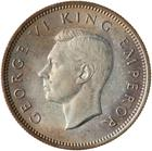 Shilling 1942: Photo Coin - 1 Shilling, New Zealand, 1942