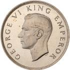 New Zealand / Half Crown 1940 (Centennial) / Proof - obverse photo