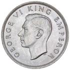 New Zealand / Half Crown 1943 - obverse photo