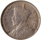 New Zealand / Sixpence 1936 - obverse photo
