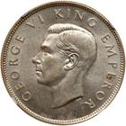 New Zealand / Half Crown 1944 - obverse photo