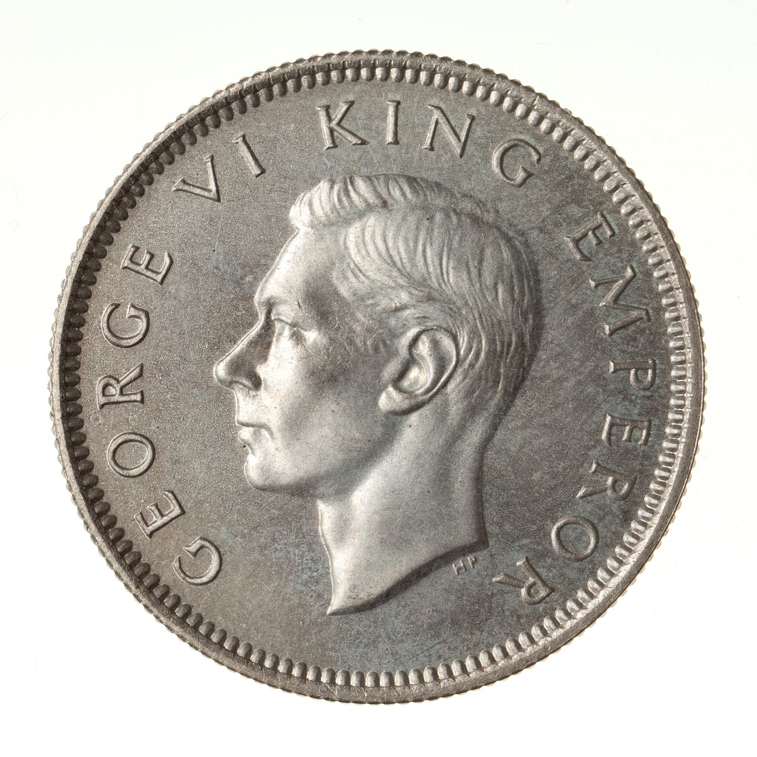 Sixpence: Photo Proof Coin - 6 Pence, New Zealand, 1937