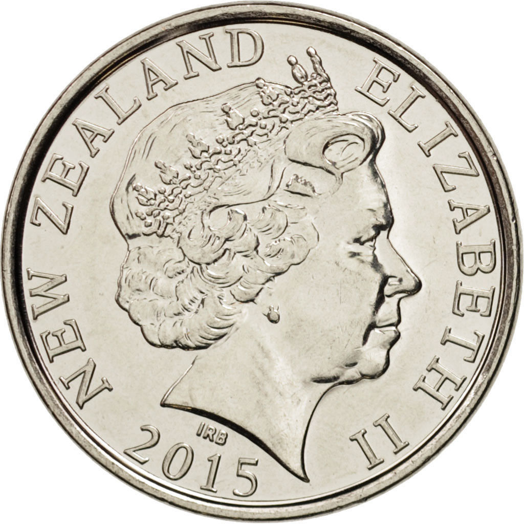 Fifty Cents: Photo New Zealand, 50 Cents, 2015