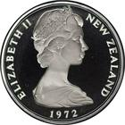 New Zealand / Fifty Cents 1972 / Proof - obverse photo