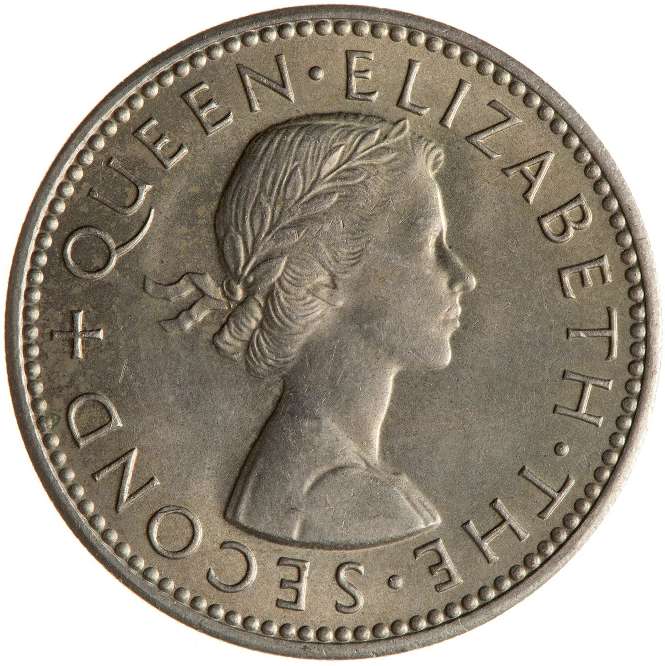 Shilling 1965: Photo Coin - 1 Shilling, New Zealand, 1965