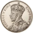 Waitangi Crown 1935: Photo Proof Coin - Crown (5 Shillings), New Zealand, 1935