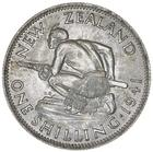 New Zealand / Shilling 1941 - reverse photo