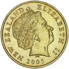 New Zealand / Two Dollars 2005 - obverse photo