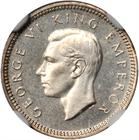 New Zealand / Threepence 1939 - obverse photo