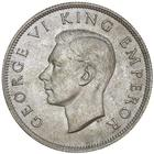 New Zealand / Half Crown 1941 - obverse photo