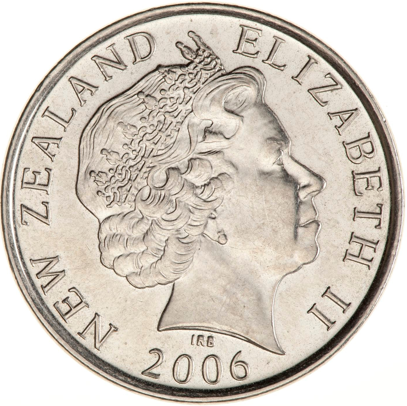 Fifty Cents 2006: Photo Coin - 50 Cents, New Zealand, 2006