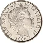 New Zealand / Fifty Cents 2006 - obverse photo