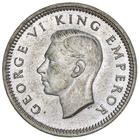 New Zealand / Threepence 1941 - obverse photo