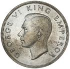 New Zealand / Half Crown 1942 - obverse photo