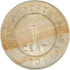 One Cent 1904: Photo British North Borneo, British Protectorate: Cent 1904 H