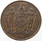 One Cent 1882: Photo British North Borneo 1882-H cent