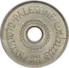 Twenty Mils 1941: Photo Palestine 1941 20 mils