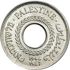 Palestine (British Mandate) / Five Mils 1946 - obverse photo