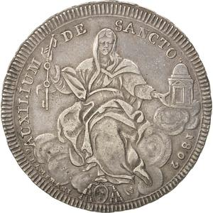 Papal States / Scudo 1802 - obverse photo
