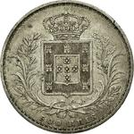 Portugal, Kingdom of / Five Hundred Reis 1886 - reverse photo