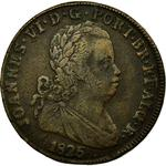 Portugal, Kingdom of / Forty Reis 1825 - obverse photo