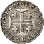 Portugal, Kingdom of / Four Hundred Reis 1812 - obverse photo