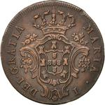 Portugal, Kingdom of / Five Reis 1791 - obverse photo