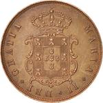 Portugal, Kingdom of / Five Reis 1852 - obverse photo
