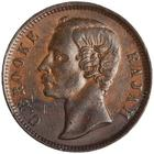Sarawak / One Cent 1885 - obverse photo