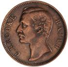 One Cent 1886: Photo Coin - 1 Cent, Sarawak, 1886