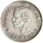 Sarawak / Five Cents 1908 - obverse photo