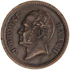 Quarter Cent 1863: Photo Coin - 1/4 Cent, Sarawak, 1863