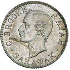 Sarawak / Twenty Cents 1911 - obverse photo