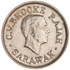 Sarawak / Five Cents 1927 - obverse photo