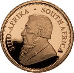 South Africa / Gold Fiftieth-Ounce 2020 Krugerrand - obverse photo