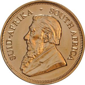 South Africa / Gold Half Ounce 2011 Krugerrand - obverse photo